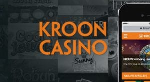 Kroon Casino Mobile Gaming Banner Logo