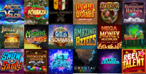 Over 500 Games and Slots at Roxy Palace Online Casino
