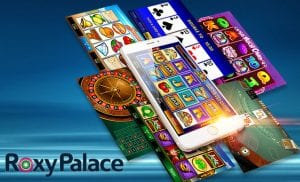 Play All Your Favourite Mobile Slots at Roxy Palace Mobile Casino