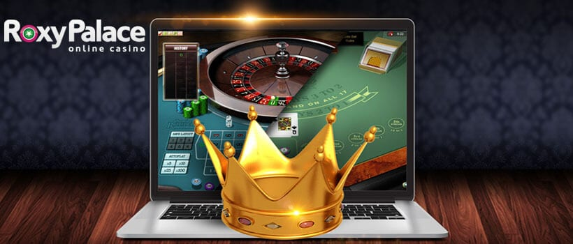 Over 500 Online Slots at Roxy Palace Casino