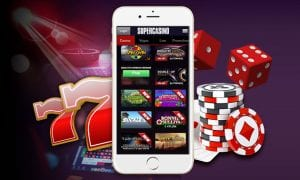 Play SuperCasino Mobile, TV or Online