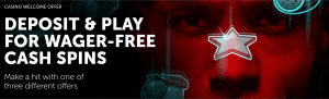 Visit Betsafe Casino and Get 100 Bonus Spins on Starburst