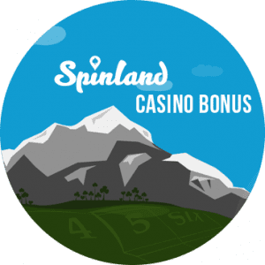 Spinland Casino Bonus Offers Online Logo