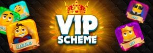 Play as a VIP at Yippee Slots Casino