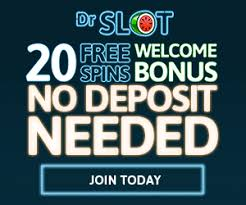 Get 20 FREE Spins at Dr Slot No Deposit Required