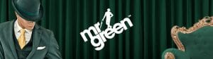 Mr Green Casino Online Logo Banner
