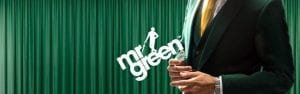 Mr Green Casino Official 2019 Logo Banner