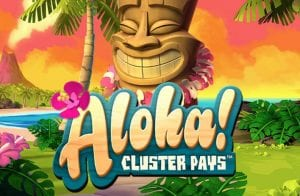 Claim Bonuns Spins to Play on Aloha! Cluster Pays Slot