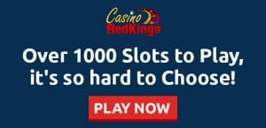 Over 1000 Slots at Casino RedKings