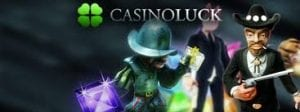 Huge Choice of Online Slots at CasinoLuck