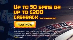 The New UK Welcome Promotion from Cloud Casino