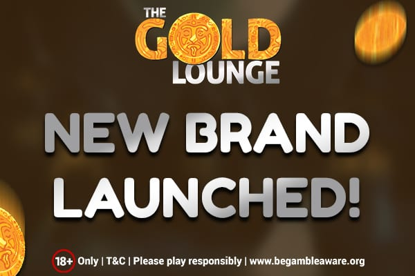 Brand New Casino Launched - The Gold Lounge