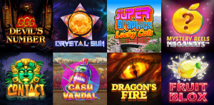 Play These All-New Slots & More at Casino RedKings