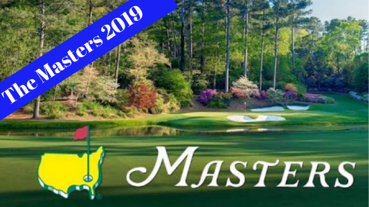 Unibet New Bonus Offers for April on The Masters 2019