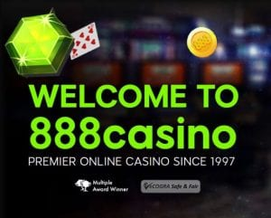 Welcome to 888Casino