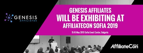 Will You Be Seeing The Genesis Affiliate Guys at The Conference