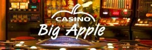 Casino Big Apple Official Banner Logo