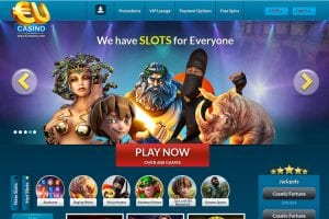 EUcasino - Find Online Slots For Everyone