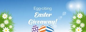 PocketWin Casino Easter Giveaway Promotion