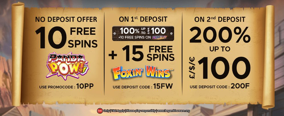 Details of The New Promotion Offered