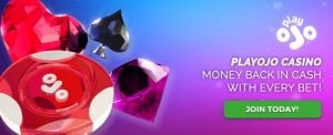 Play OJO Money Back With Every Bet
