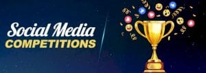 Social Media Competitions at Cashmo Casino