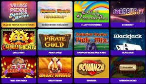 An Example Of The Latest Slot Games Offered at Cash Arcade Casino