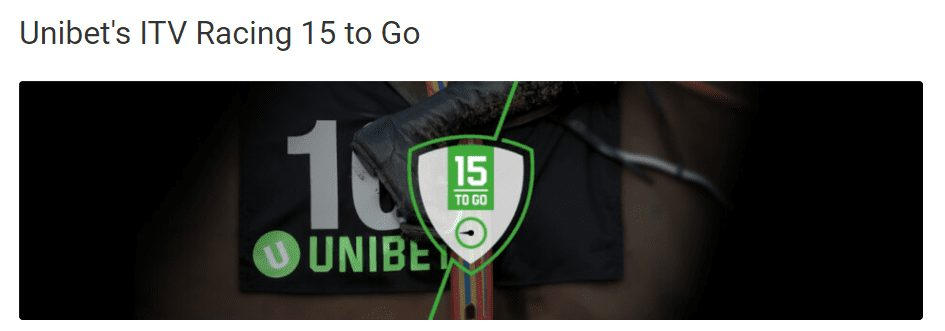 Watch The Races with Unibet at ITV Racing