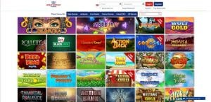 Great Britain Casino Games Collection