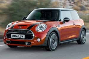 You Can Win A Brand New Mini at AHTI Games Casino