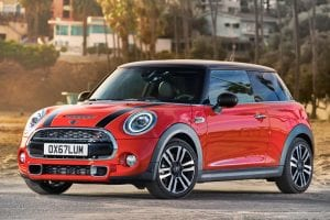 You can Win a Brand New Mini This Summer