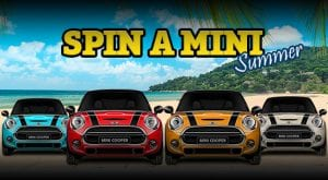 Play in the Spin a Mini Promotion Today