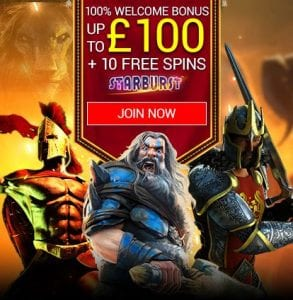 The New Conquer Casino Welcome Bonus
