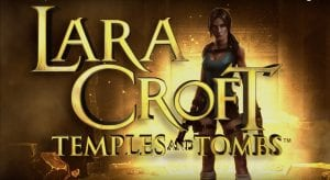 Play Lara Croft Temples and Tombs Today at PlayZee Casino