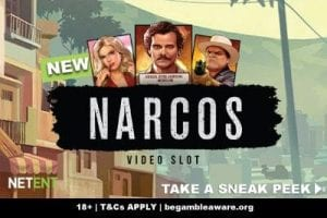 Play Narcos Slot From NetEnt at Karamba Casino Today