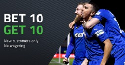 Bet 10 Get 10 - New Customers Only