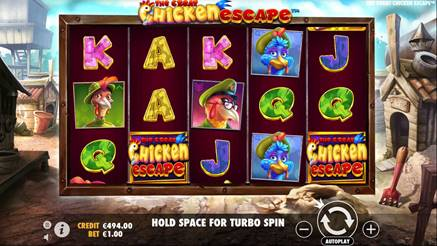 Chicken Escape Slot Game