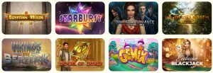 The Games Range on Offer at Kassu Casino