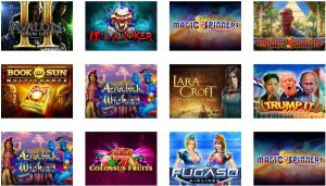 The Top Casino Games on Offer