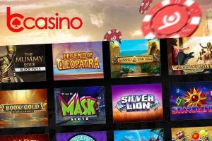 bCasino Official Games Library