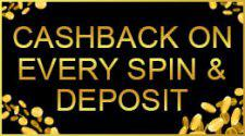Cash Back On Every Spin and Deposit at Midaur Casino