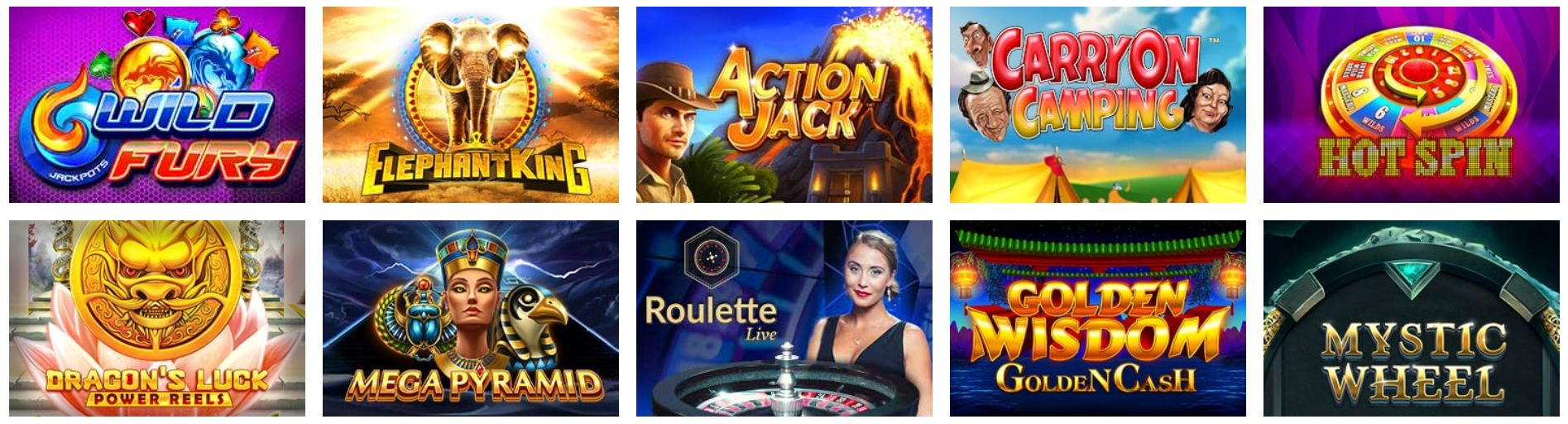 That Top Games Offered at Trada Casino