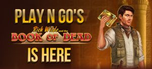 Book Of Dead Slot by Play n Go