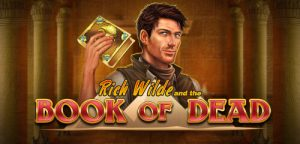 Play Book Of Dead Slot at King Casino