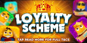 Loyalty Scheme at Touch Spins Casino