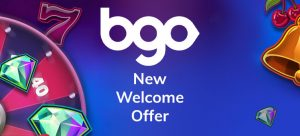 New Welcome Bonus at BGO Casino