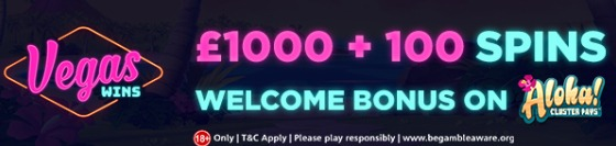 Vegas Wins New Welcome Bonus
