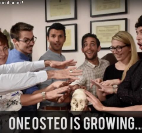 OneOsteo announces it is growing soon !