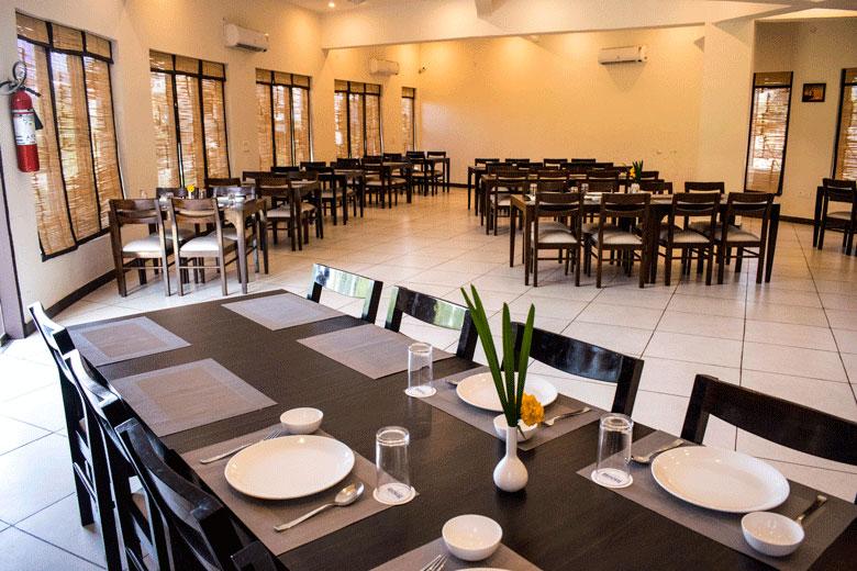 Restaurant - Corbett Panorama Resort