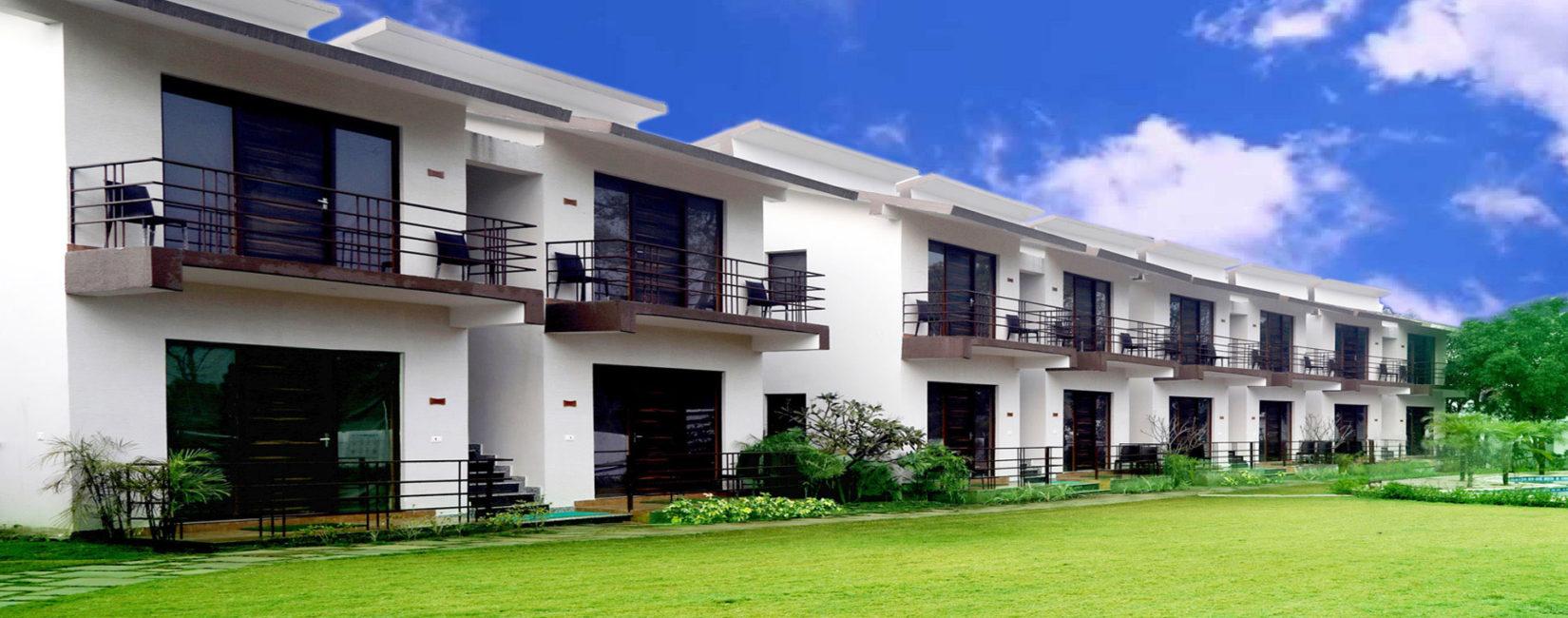 Corbett Panorama Resort -  2 1650x650